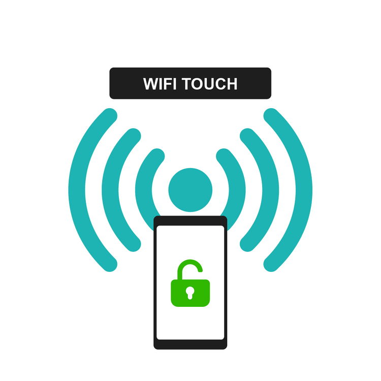 WIFI TOUCH Logo